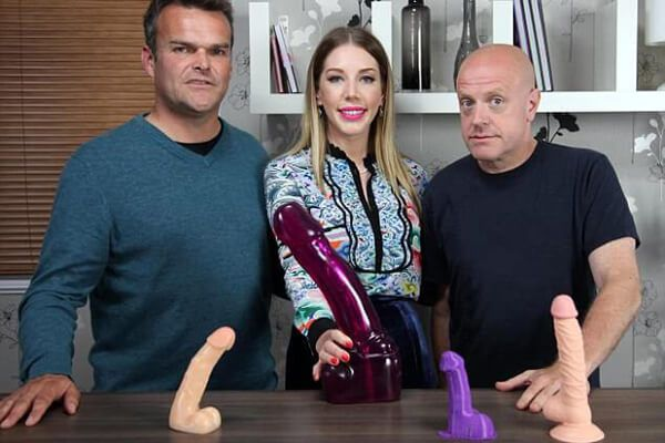 What is dildo toy?